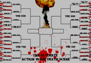 March Morbidity Savage 16: What Is The Greatest Movie Death Scene Ever?
