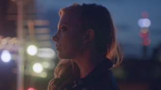 Here Are All The Hot People Natalie Dormer Makes Out With In Hozier's 'Someone New'