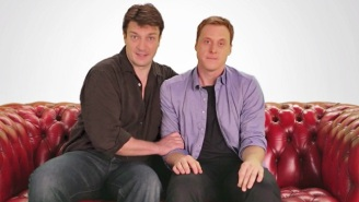 Alan Tudyk And Nathan Fillion Reunite For 'Con Man'