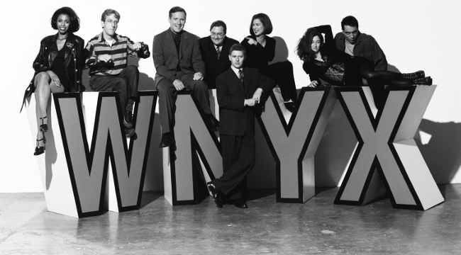 NewsRadio Cast