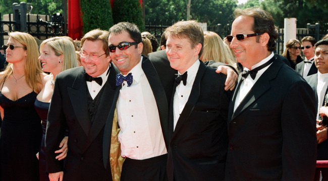 NewsRadio oral history at the Emmys