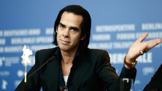 Nick Cave Is Releasing A New Book That He Wrote Entirely On Airplane Barf Bags