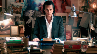 Nick Cave Released A Statement On The Death Of His Teenage Son