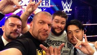WWE May Not Have The Rights To The Kliq Hand Gesture After All