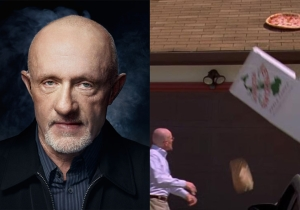 Outrage Watch: Jonathan Banks threatens to hunt down all 'Breaking Bad' pizza-throwers