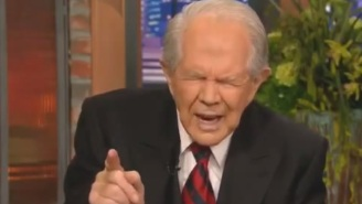 Pat Robertson: Smoking Weed Makes You 'A Slave To A Vegetable'