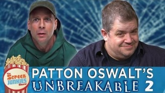 Check Out Patton Oswalt's Dream Pitch For Sequels To M. Night Shyamalan's 'Unbreakable'
