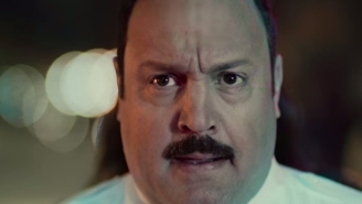 This Is What It Would Look Like If Paul Blart Showed Up In A 'Fast And Furious' Movie