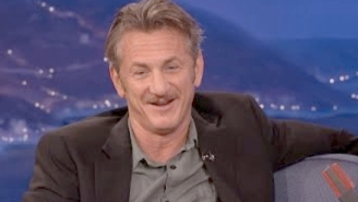 Sean Penn Blamed The Outrage Over His Oscars Green Card Joke On People Seeking Friends On Twitter