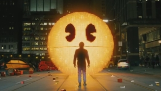 'Pixels' Totally Smurfs Our Faces Off With A Second Trailer