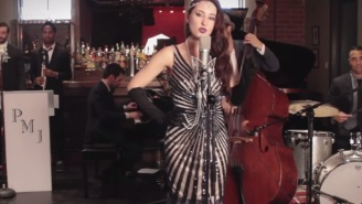 This 1920s-Style Cover Of 'Gangsta's Paradise' Is Way Smoother Than Bootleg Whiskey