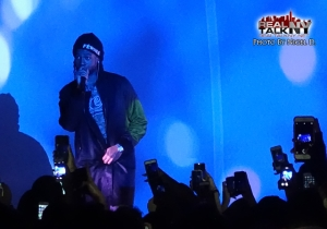 Video: PARTYNEXTDOOR Performs At His Second Sold Out NYC Concert