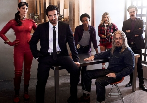 Review: PlayStation's 'Powers' fails to take flight