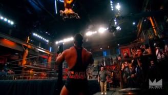 The Over/Under On Lucha Underground Episode 20: Ropin' The Wind