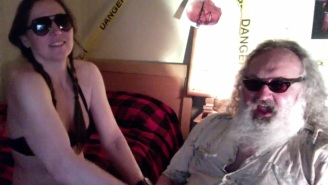 Randy Quaid Uploaded A Bunch Of Videos Of He And His Wife Having Sex