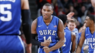 Report: Dismissed Duke Guard Rasheed Sulaimon Investigated For Sexual Assault