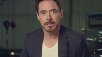 Robert Downey Jr. Will Take One Lucky Fan To The Premiere Of 'Avengers: Age Of Ultron'