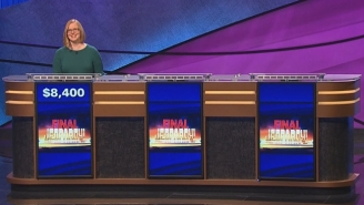'Final Jeopardy' Was Very Lonely For This Contestant