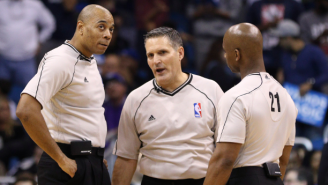 NBA Development League Experimenting With Referee Headsets And Other Innovations