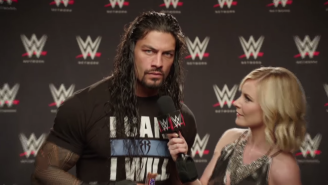 How An Interview About A Chocolate Bar Made Me Love Roman Reigns A Little Bit More