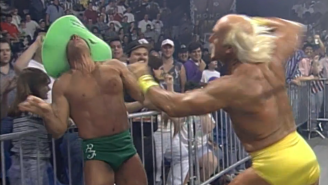 The Best And Worst Of WCW Monday Nitro 3/18/96: Godwin's Law