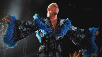 Ric Flair Is Set To Get His Own ESPN '30 For 30′ Documentary