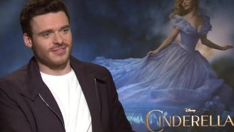 'Cinderella' star Richard Madden on the hard part of being Prince Charming
