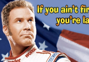 'Talladega Nights: The Ballad Of Ricky Bobby' Lines That Will Turn You Into A Champion