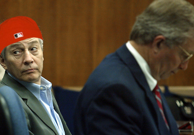 Robert Durst is not Fred Durst