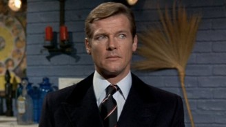 Roger Moore Denies He Ever Said Anything Racist About Idris Elba