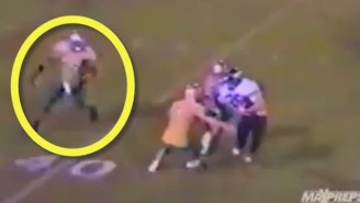 Roman Reigns Was A Tackling Machine In High School, And We Have Highlights