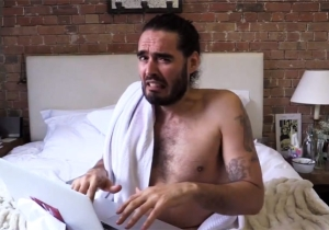 Russell Brand: 'I Know That Pornography Is Wrong'