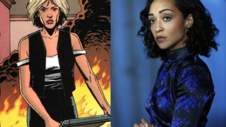 Ruth Negga of 'Agents of SHIELD' just scored the female lead in AMC's 'Preacher'