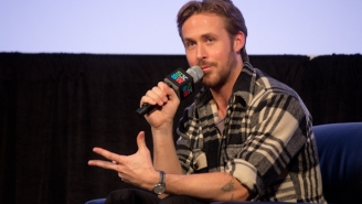 Guillermo Del Toro Grilled Ryan Gosling About The 'Hey Girl' Meme At SXSW