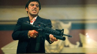Universal Is Developing A Modern Remake Of 'Scarface' Set In Los Angeles
