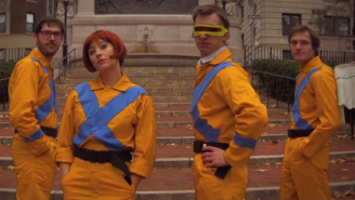 Here's What An 'X-Men' Movie Would Look Like If Directed By Wes Anderson