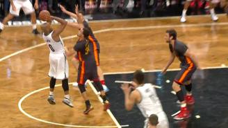 Jarrett Jack Hits Game-Winner As Nets Survive Steph's Blazing Fourth Quarter