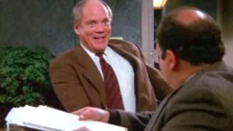 R.I.P. Daniel Von Bargen, The Actor Who Played Mr. Kruger On 'Seinfeld'