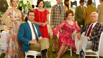 Get Ready For The Final Season Of 'Mad Men' With These Vintage Clips Of First Occurrences On The Show
