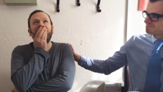 Watch What Happens When A Father Of Four Children Hears Silence For The First Time