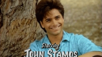 John Stamos Visited The House From 'Full House' And Somehow Went Completely Unnoticed