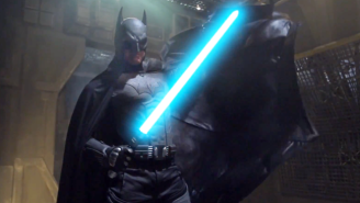 Batman Gets His Revenge In This Alternate Version To The Epic 'Batman vs Darth Vader' Battle