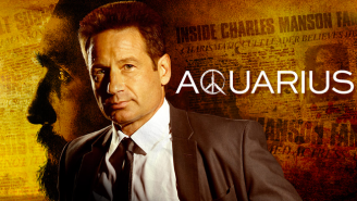 David Duchovny Is Set To Start Hunting Charles Manson For NBC This May In 'Aquarius'