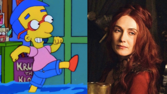 Everything's Coming Up Melisandre: Carice Van Houten To Guest Star On 'The Simpsons'
