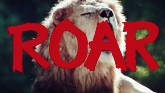 Watch The Insane Trailer For 'Roar': The '80s Cult Classic Starring Tippi Hedren, Melanie Griffith, And A Bunch Of Wild Animals