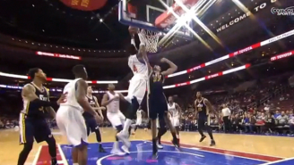 Rudy Gobert Says Nerlens Noel Was 'Talking Too Much' After Friday's Dual Technicals