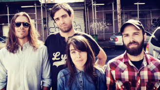 It's Always Sunny When You're Listening To Philly Band Hop Along's New Song, 'Waitress'