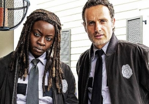 Michonne Fans Are Absolutely Furious About Rick's New Love Interest On 'The Walking Dead'