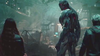 The 'Avengers: Age Of Ultron' Trailer Re-Dubbed With Kid Voices Is Cute And Super Creepy
