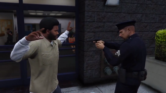 Someone Finally Investigated The Truth Behind The Cops From 'Grand Theft Auto' Being Racist